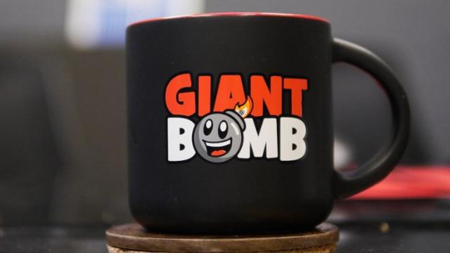 New Logo Mug