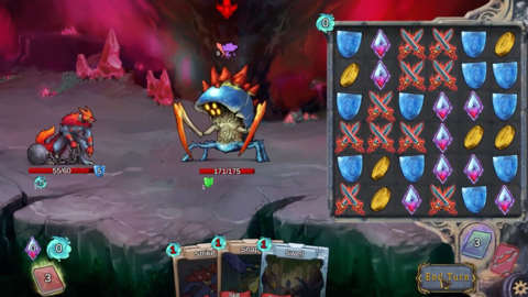 E3 2021: Build Some Decks and Match Some Threes in Demon's Mirror