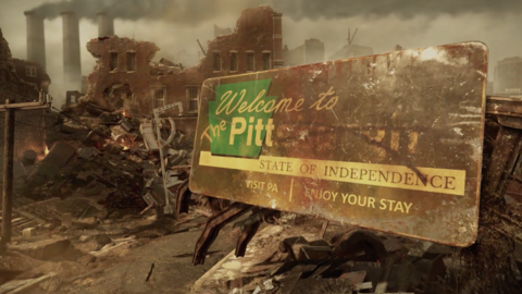 E3 2021: Welcome Back to The Pitt in Fallout 76