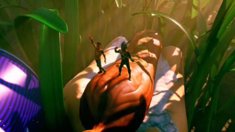 E3 2021: It's All Shroom and Doom for the Kids of Grounded