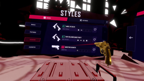 E3 2021: Pistol Whip Gets Some More Styyyyyle