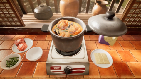 E3 2021: Soup Pot Proves There Ain't No Cookin' Like Home Cookin'
