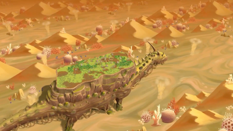 E3 2021: Fortify a Symbiotic Relationship in The Wandering Village