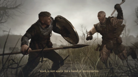 E3 2021: Lead a Band of Knavish Mercenaries in WarTales