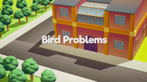 E3 2021: Bird Problems Was Filmed in Front of a Live Studio Audience