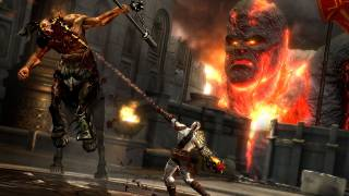 Watch The Whole Dang God Of War III E3 Demo