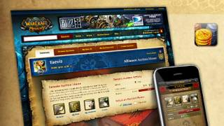 World of Warcraft Auction House App Detailed