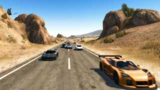 Test Drive Unlimited 2 E3 Trailer