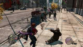Look At All Of The Dumb Stuff In Saints Row: The Third