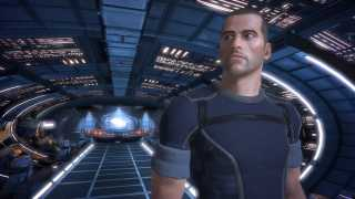 Your Cmdr. Shepard Lives On In Mass Effect 2?