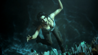 Tomb Raider Reboot Falls to 2013