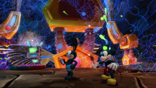 E3 2012: Mickey & Oswald Team Up in Disney Epic Mickey 2