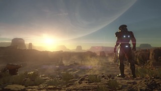 E3 2015: It's the Return of the Mako in Mass Effect: Andromeda