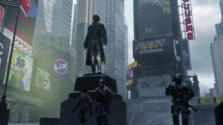 E3 2015: They Always Said It Could Come to This in The Division