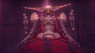 E3 2016: Machines Are Still a Threat in NieR: Automata