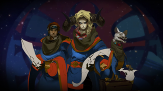 E3 2016: You Can Be Free Again in Pyre