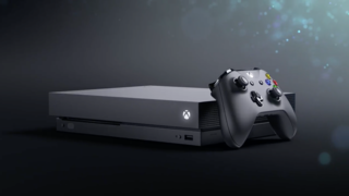 E3 2017: Xbox One X Is the Smallest Xbox Ever