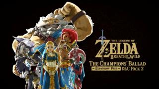 E3 2017: Breath of the Wild's Second DLC is The Champions' Ballad