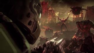 E3 2018: It's Truly Hell on Earth in Doom Eternal