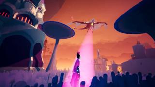 E3 2021: Get Ready to Run in Solar Ash
