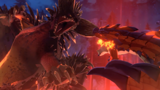 E3 2021: Razewing Ratha is Bad News in Monster Hunter Stories 2: Wings of Ruin
