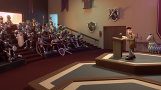 E3 2021: Manage a Wacky University in Two Point Campus