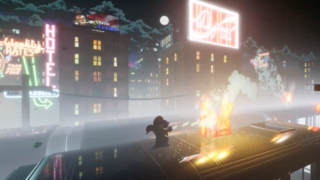 E3 2021: Firegirl is Off to Save the City
