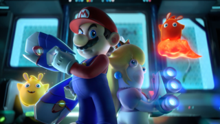 E3 2021: The Weirdest Mash-Up in Recent Memory Returns in Mario + Rabbids: Sparks of Hope