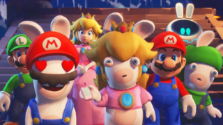E3 2021: Get Ready to Rain Fire in Mario + Rabbids: Sparks of Hope