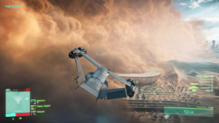 E3 2021: Sand Storms Ain't Nothin' to Mess with in Battlefield 2042
