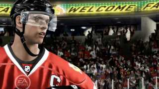 NHL 10 Sizzle Video