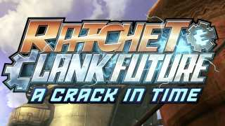 Ratchet & Clank: A Crack In Time Trailer