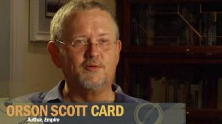 Orson Scott Card on Shadow Complex