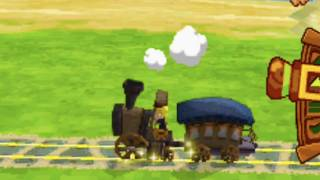 The Legend of Zelda: Spirit Tracks Trailer