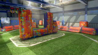 Ever Wanted To Play Black Ops II On A Paintball Course?