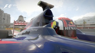 Here's a Sochi Hot Lap From F1 2014