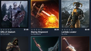 Steam Adds Support for Paid Mods