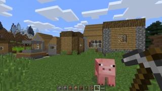 "Microsoft Announces ""Minecraft Windows 10 Edition"""