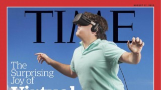Time Unloads Full Clip Into VR's Chances for Mainstream Acceptance