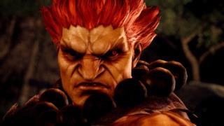 Street Fighter's Akuma to Appear in Tekken 7 Update