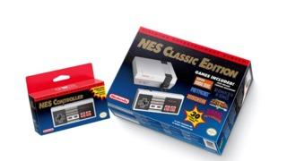 Nintendo to Sell Tiny Nintendos This November
