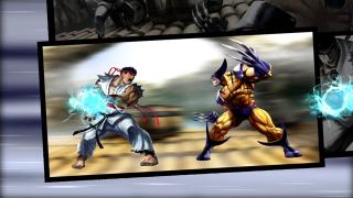 Marvel vs. Capcom 2 - Wolverine vs. Ryu