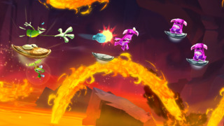 Rayman Legends, Lord of the Rings Head to Next-Gen