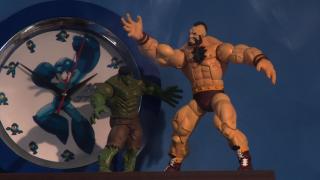 Marvel vs. Capcom 2: Hulk Against Zangief