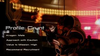 Mass Effect 2's Grunt Revealed