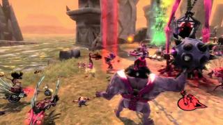 How The Multiplayer Works In Brütal Legend