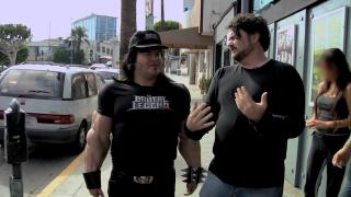 Tim Schafer and Jack Black, Talkin' Trash
