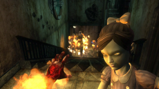 Capture The Sister In BioShock 2