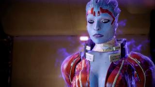 More Mass Effect 2 Hands-On: Here's Samara!