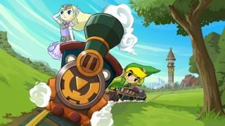 Zelda: Spirit Tracks' Launch Trailer